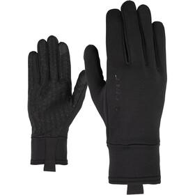 Ziener Disanto Touch Bike Gloves, black